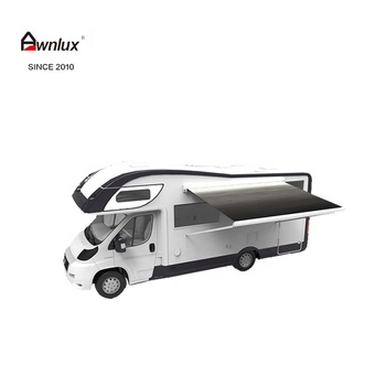 Rv Parts And Accessories Retractable Camper Car Awning ...