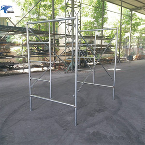 Used Scaffolding For Sale >> Used Masonry Scaffolding Frame Set For Sale