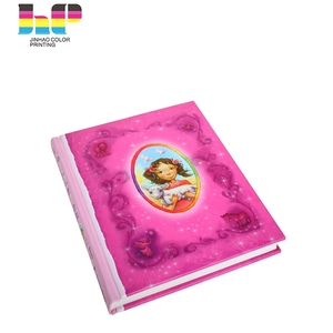 Gloss Art Paper Sewing Binding Full Color Child Book OEM children book Printing in China