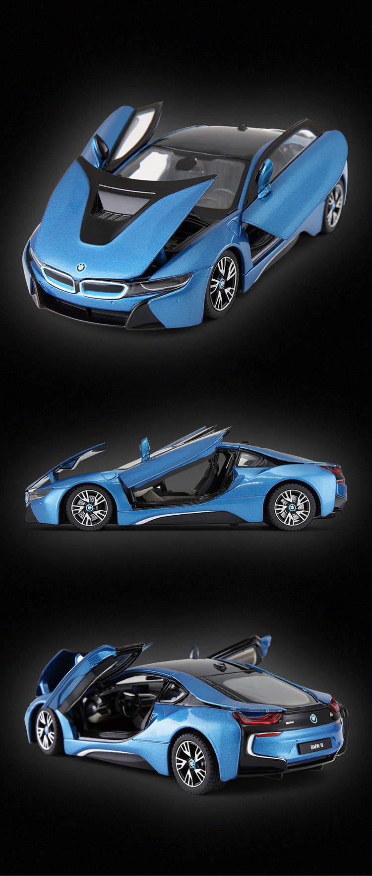 Scale 1 24 Bmw I8 Car Diecast Toy Vehicles Buy Car Diecast Toy
