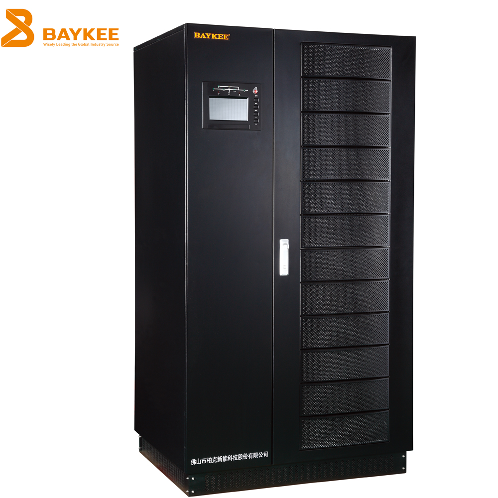 Baykee 3 phase online isolation transformer 20kva ups for diesel generator