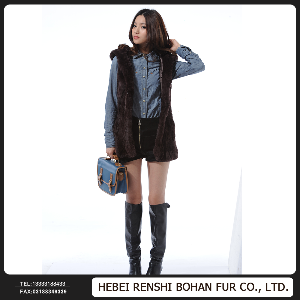 2016 Wholesale High Fashion Reflective Tape Winter Coat