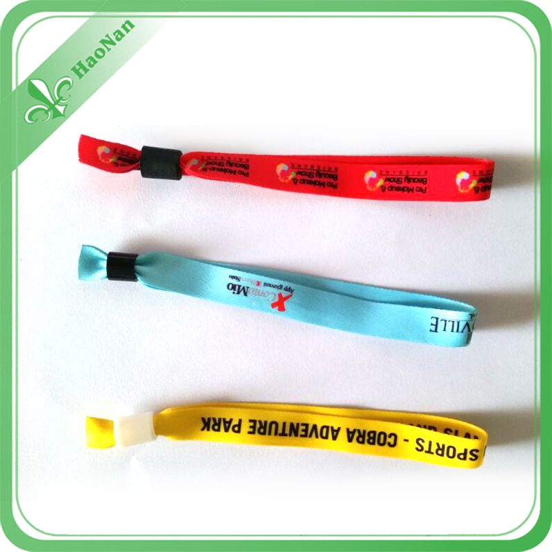Factory Price Promotional Colorful Fashion Best Selling Wristband for events