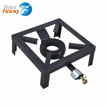 China Manufacturer Wholesale single big gas stove burner