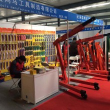Cheap wholesale tools 2T folding hydraulic shop mobile crane