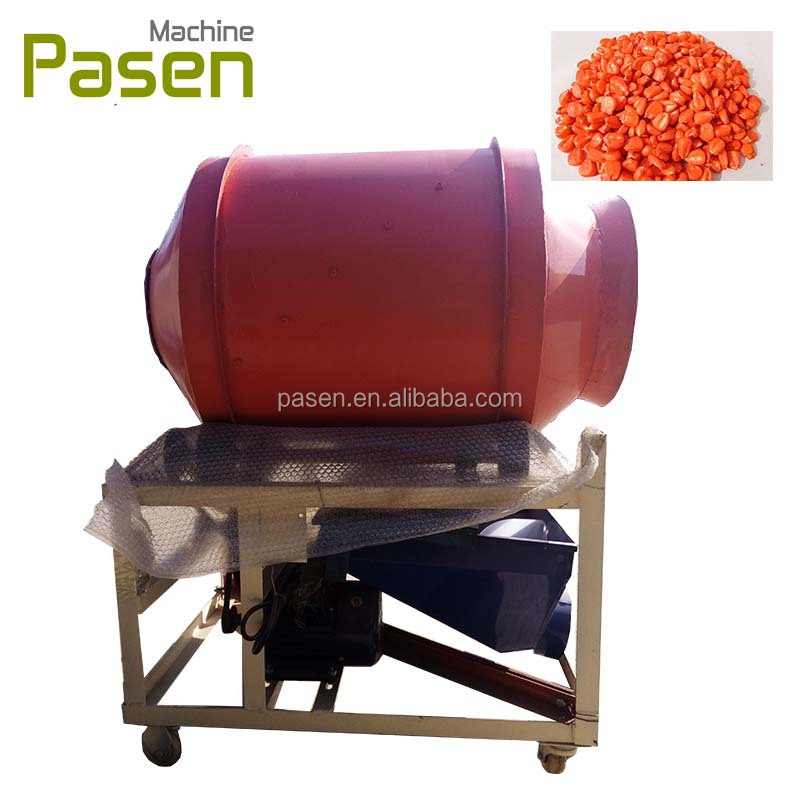 Top quality rice seeds coating machine | wheat corn coater | seed dresser machine for <strong>grain</strong>