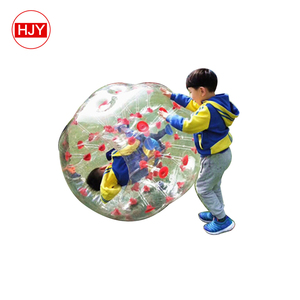 china Wholesale bubble soccer ball inflatable human body inflation ball suit bumper ball buy