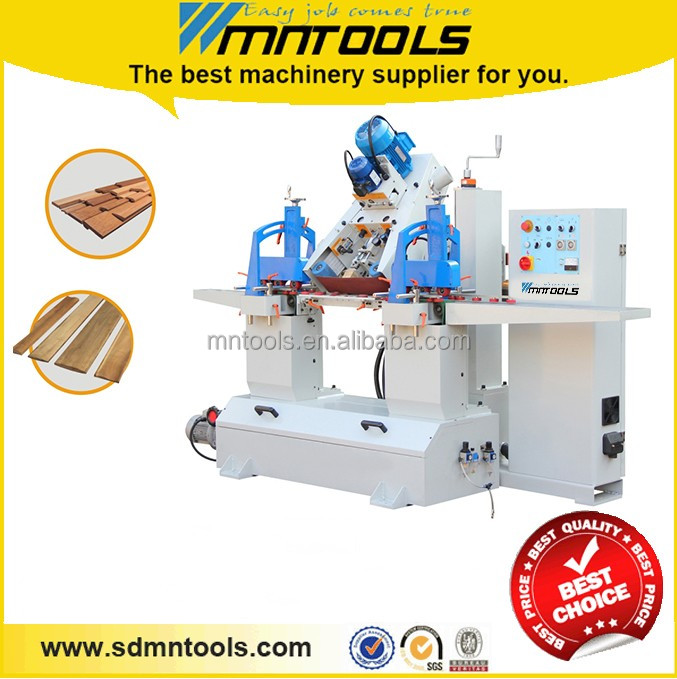 Wood door linear abnormal shape sander machine