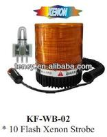 Car Xenon Warning Light, Beacon (KF-WB-02), 10 Flash Xenon Strobe