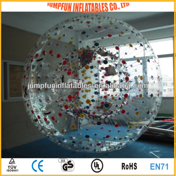 cheapest price inflatable zorb globe crazy sports human zorbing ball