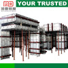 HOT SALE RD durable Fabrication extrusion concrete aluminum concrete formwork structure