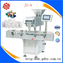 JS-8 automatic pill counting counter machine