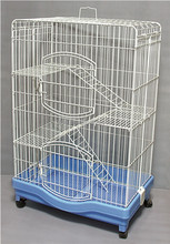 ProSelect Plastic Cat Cage Deluxe - 3 layers Cat Playpen 851