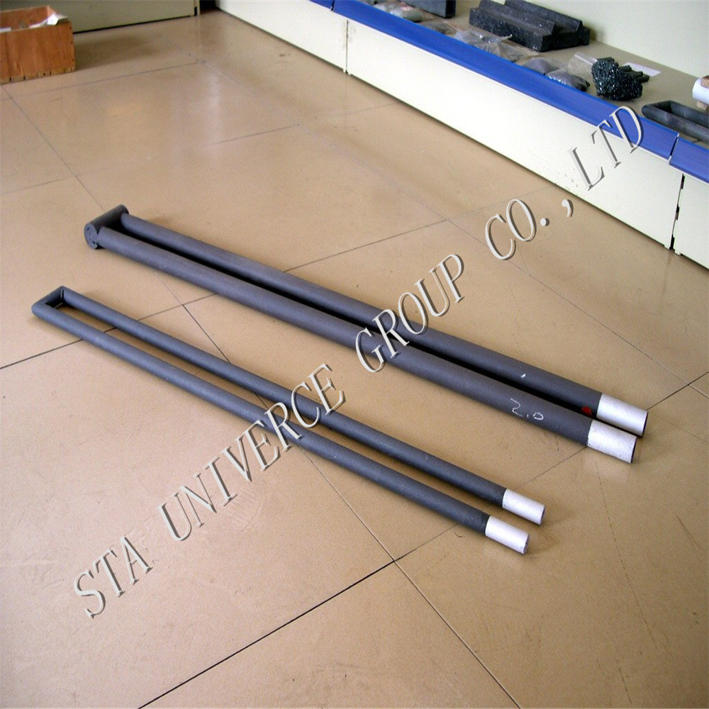 [STA] U-type Silicon carbide heater for Industrial high temperature heating