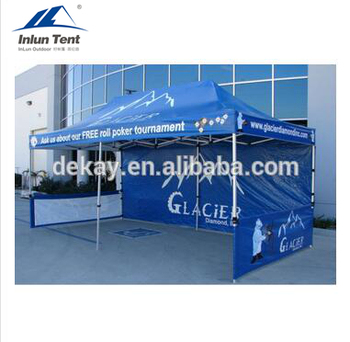 10x15 aluminum frame heavy duty pop up canopy printed folding tent  sc 1 st  Alibaba & 10x15 Aluminum Frame Heavy Duty Pop Up Canopy Printed Folding Tent ...