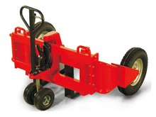 outdoor Rough Terrain pallet Truck.