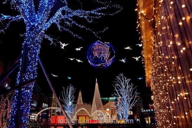 Kerstboom Licht Voor Buiten Decoratie Led String Lichten Led