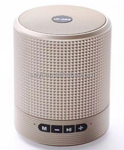 Wireless Mobile Phone Speaker Portable Mini Speakers with card inserting Music Playing