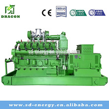 Natural Gas/LPG Generator Set 50KW Powered methane Gas Engine Silent Canopy Enclosed good quanlity