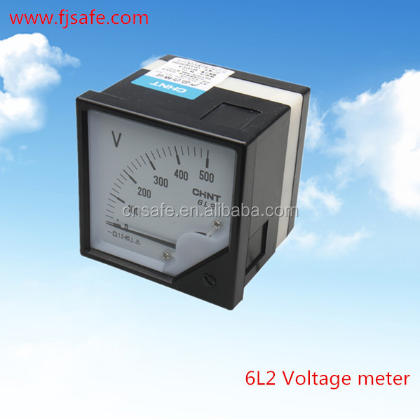 12years AVR Facotry! 6L2 Voltage meter for generator