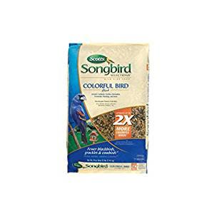 Scotts Songbird Wild Bird Food Millet 12 lb.-Mfg# 11970 - Sold As 2 Units