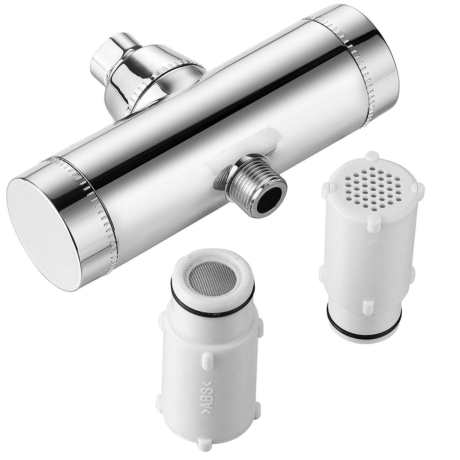amazon shower high with dp filters output water showerhead sprite filter com chrome matching