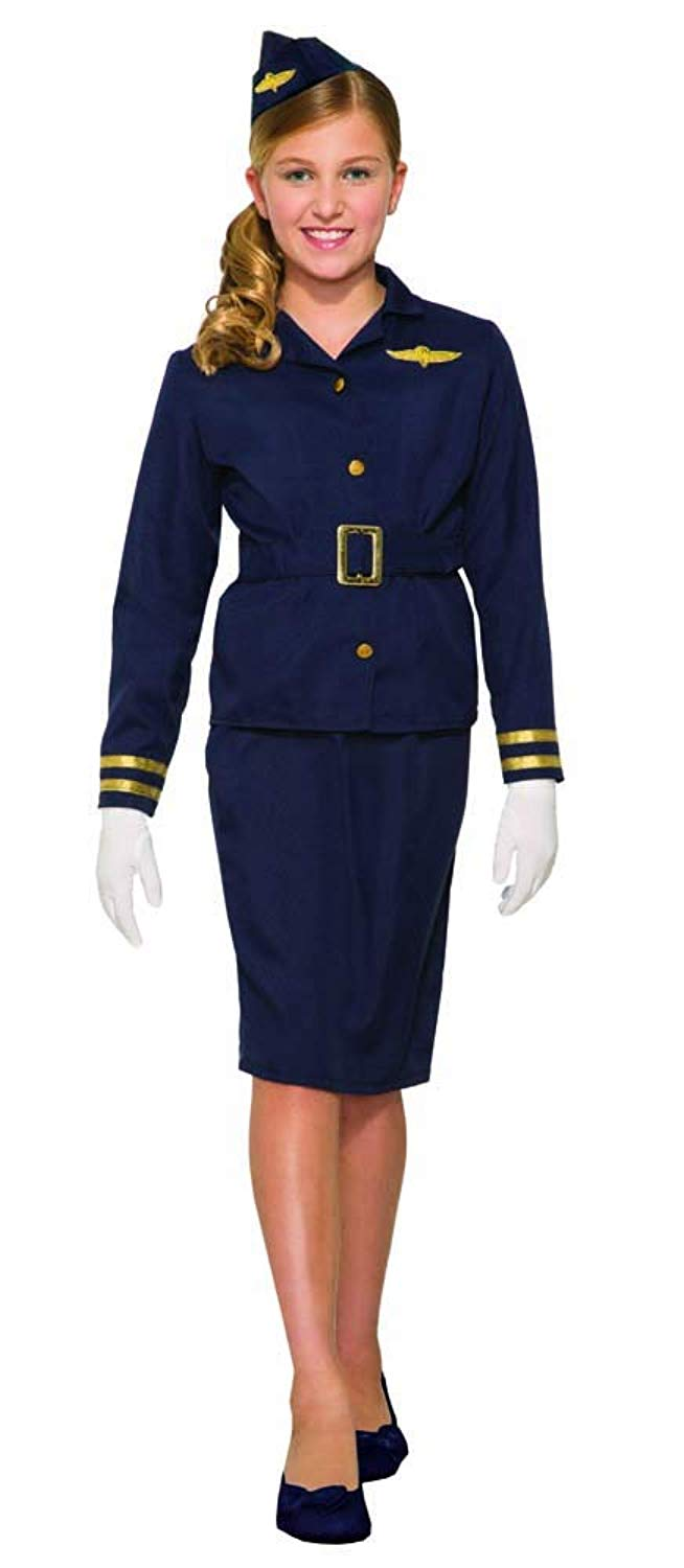 Cheap Girls Flight Attendant Costume Find Girls Flight Attendant