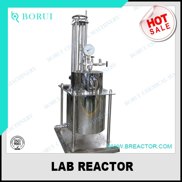 100ml SS / reactor / unsaturated polyester resin equipment / polyurethane resin equipment
