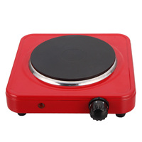 mini cast iron 120V electric stove 1000W single hot plate electric