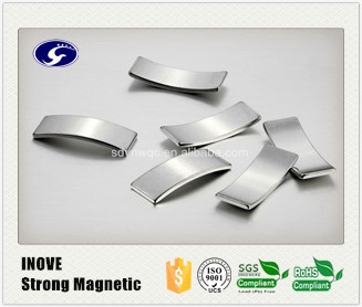 N52 China Arc Segment Strong Neodymium Magnets Generators For Sale ...