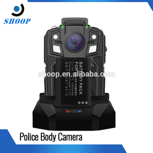 Wild angle 32GB/64GB storage 1296P HD video body-worn camera build-in WIFI/GPS (Optional) IR