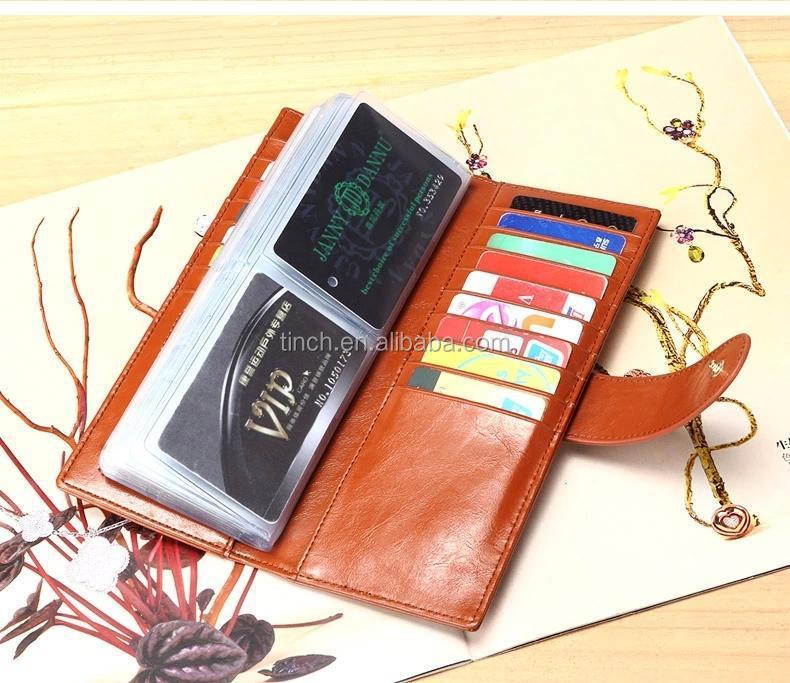 Leather Business Card Holder/luxury Credit Card Holder Card Holder ...