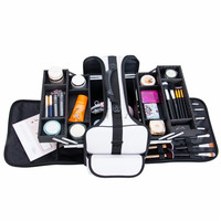 KONCAI Jing Pin Makeup Bag With Mirror And Lights