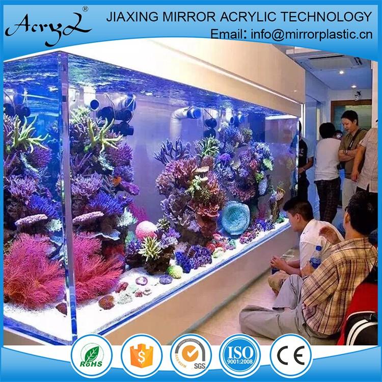 Hot Sell Wholesale Fish Aquarium Decorations Large Fish Tank Buy