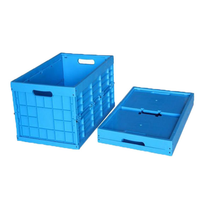 Foldable Plastic Fruit and Vegetable crates/Totes