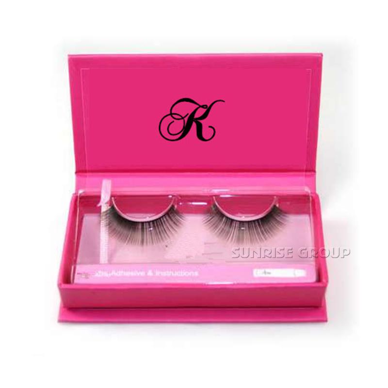 Eyelash Cosmetic Magnetic Paper Box