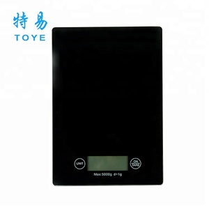 5kg 1kg Touch Button electronic Kitchen Nutrition Scale