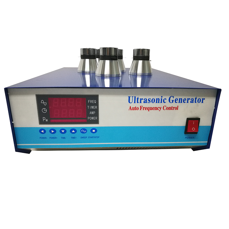 1200w Digital High Frequency Ultrasonic Sound Generator From 50khz To  200khz For Cleaning Machine - Buy Sound Generator,Ultrasonic Sound
