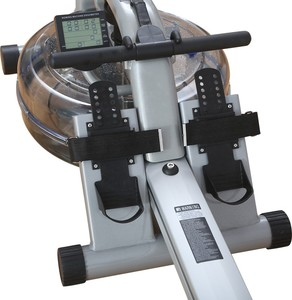 Body strong indoor gym fitness equipment water rowing machine