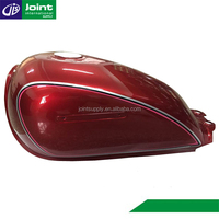 Top Quality Motor Bike Fuel Tank Motorcycle Stainless Steel GN125 Fuel Tank