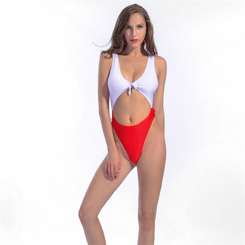Siamese swimsuit foreign trade Agent Bohemia Provocateur speed selling  through the explosion of the retro print ladies bikini Eu - us292 15f8561f1def5