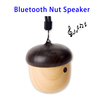 Mini Portable Wireless Nut Bluetooth Speaker with Sling for Outdoors