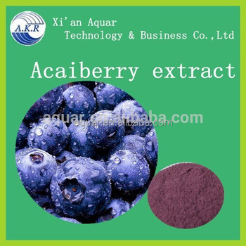 100% manufacturer import acai pills / acai berry juice/acai berry dried powder 10:1