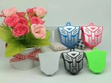 Wholesale Quality Autobot MP3 Music Player with TF Card Slot for leisure (no accessories)