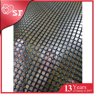 Polyester Durable Waterproof Cheap PVC Mesh Fabric