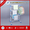 folding clothes rack with cover