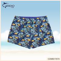 polyester printed Quick Dry beachwear swimwear
