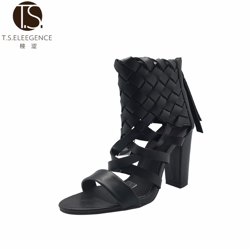Lady Low Price Sandals Ladies Weaned High Heel Chappal Shoes Women ...