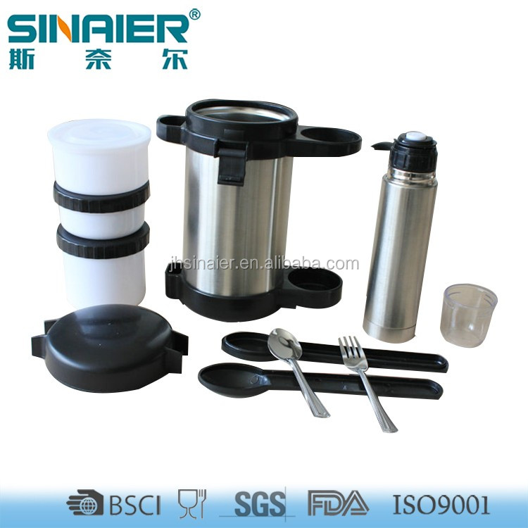 600ml Promotion Stainless Steel Thermos For Hot Food,Thermos Food Warmer Container,Thermos Food Jar