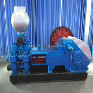 High pressure stainless steel sand mud pump for water well drilling rig